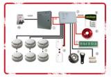Монтаж систем пожарной сигнализации и автоматического пожаротушения