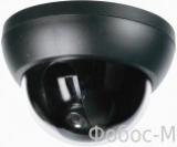 В/камера JTD2540DN-B3.6 цв.купольная день/ночь Jetek