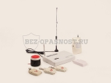 Охранная GSM сигнализация «Страж Универсал»