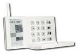 Комплект беспроводной охранной сигнализации «Комфорт».